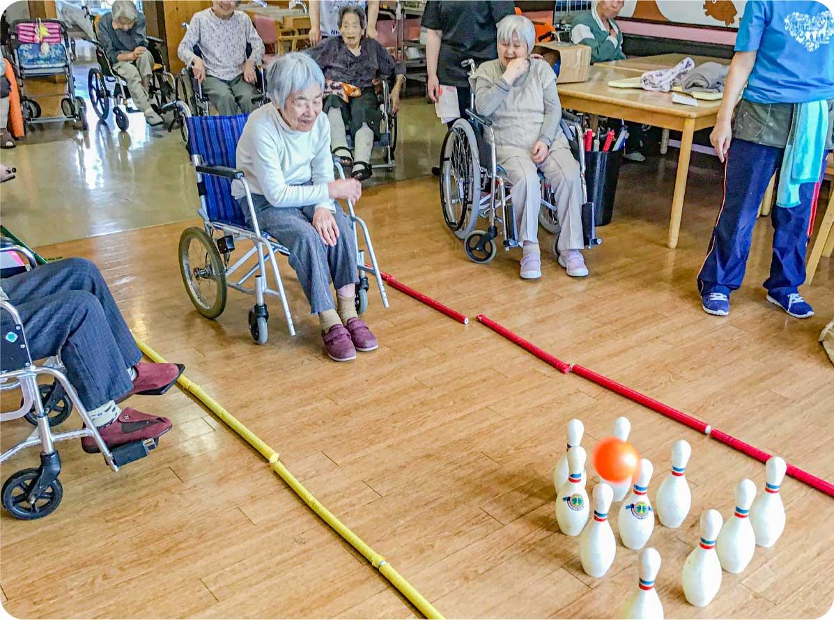 特別養護老人ホームフラワー園
